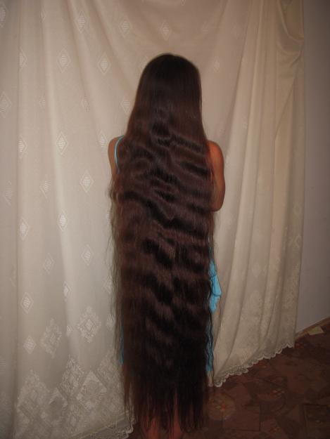 Super Long Hair Ankle And Floor Length